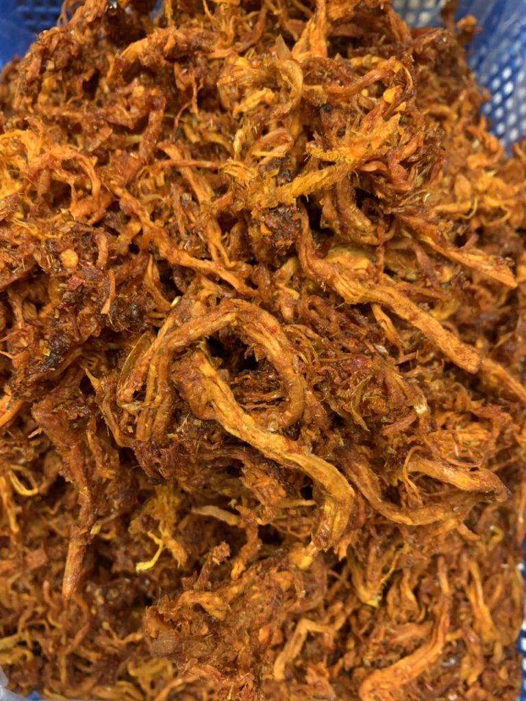 Khô bò sợi sả ớt